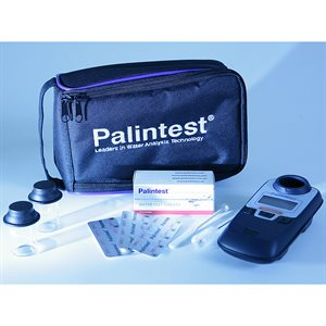 Pooltest 3 Photometer Kit, Soft Case