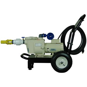 Self-Priming Portable Electric Pump, 1-1 / 2 HP