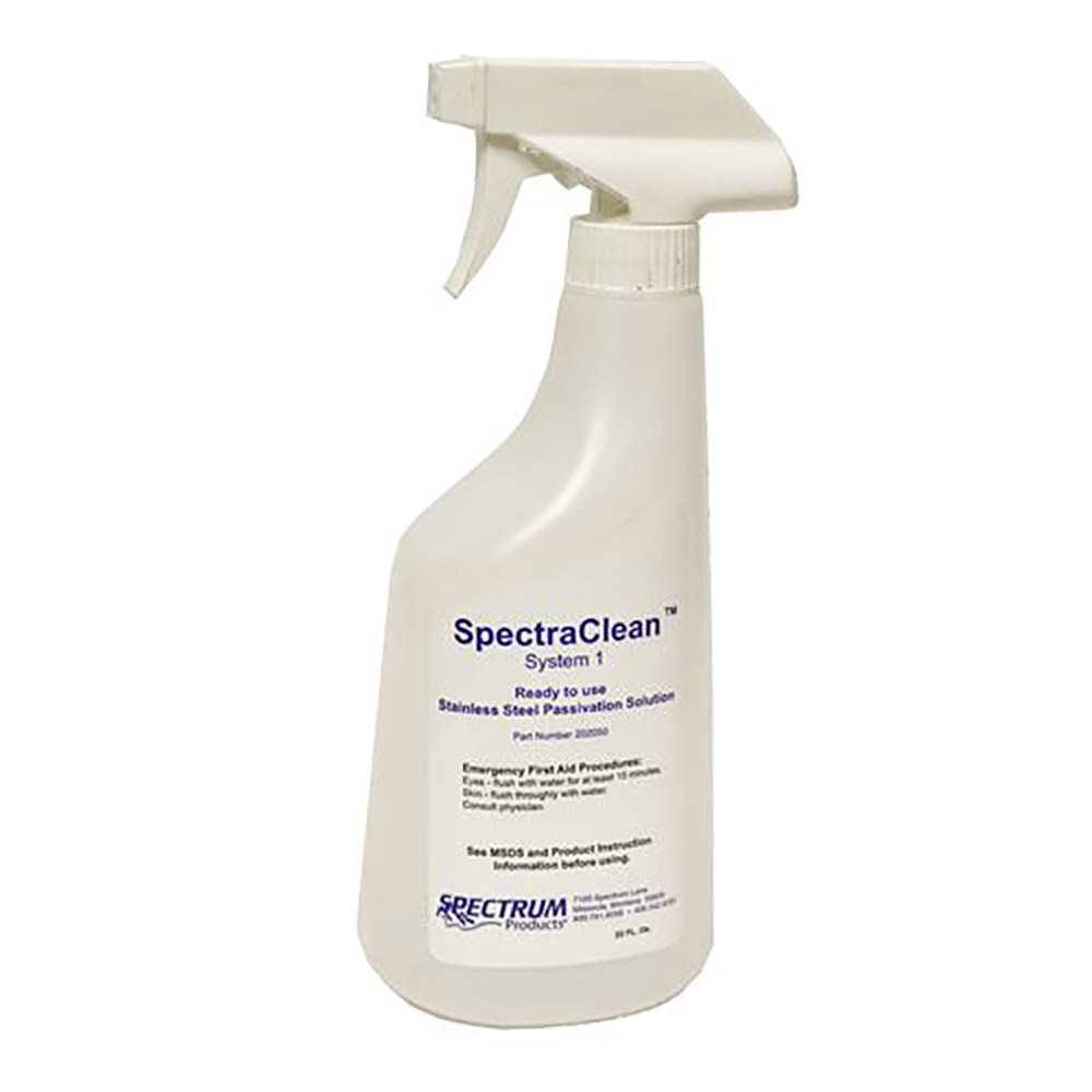 Spectra Clean System 1 Daily Use, 22 oz., Case of 4