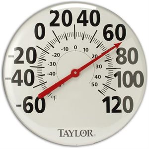 "18"" Patio Thermometer"