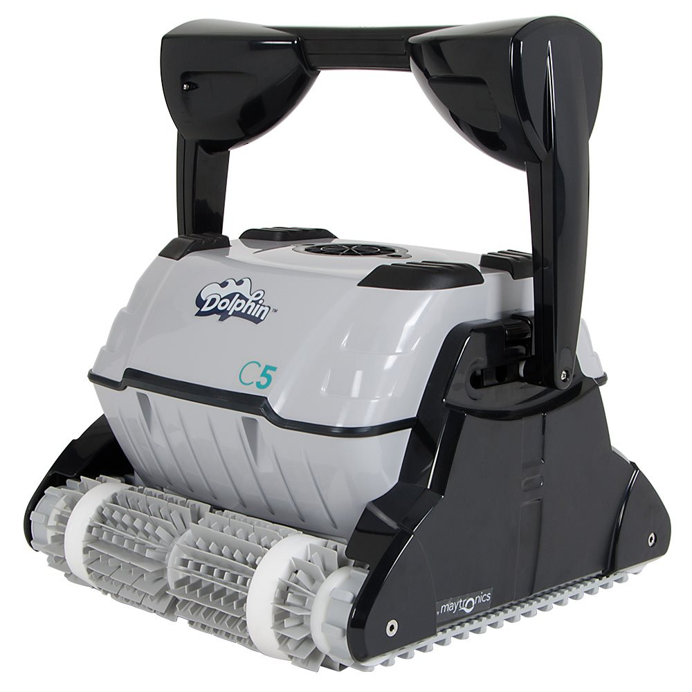 Dolphin C5 Robotic Pool Cleaner
