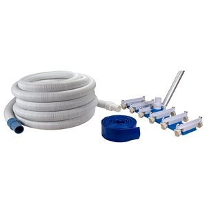 RecSupply Pool Maintenance Kit #1, 1.5 in Suction, 1.5 in Discharge