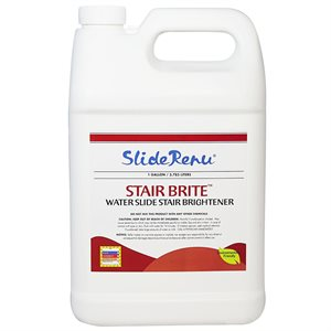 SlideRenu Stair Brightener, Gallon