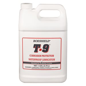 Boeshield T-9 Corrosion Shield, Gallon
