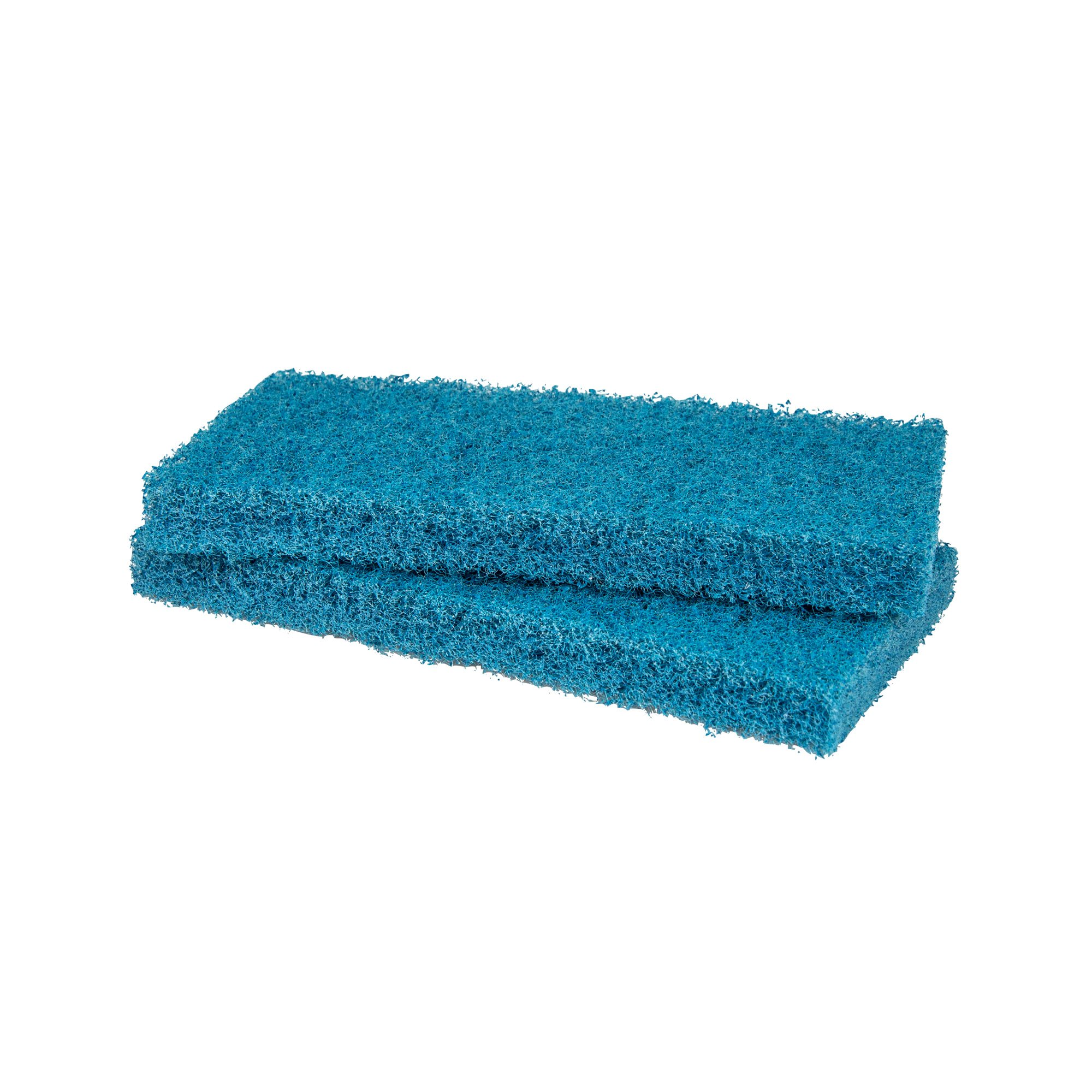 Mr. Scrubber Replacement Pads, Medium Duty Blue