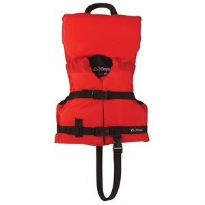 Infant / Child General Purpose Vest, Red