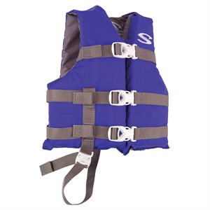 Child's Type III Vest 30-50 lbs., Blue