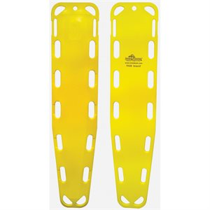 Base Board with Pins, Yellow