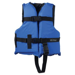 Child General Purpose Vest, Blue