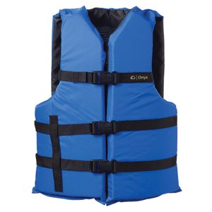 Adult Oversize General Purpose Vest, Blue