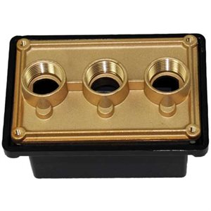 Junction Box - 1 / 2 inch Ports