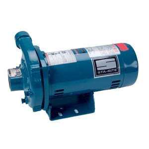 Sta-Rite J Series Booster Pump 1 HP, Single Phase