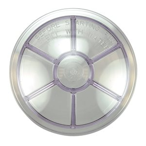 Pentair Parts, 357151 Cover, clear