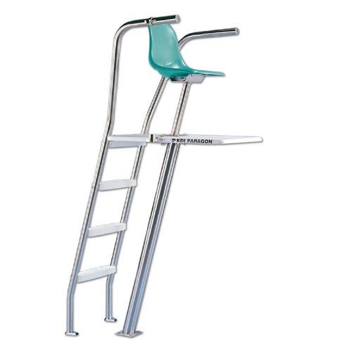 Paragon 20002 Paraflyte Ladder At Rear Lifeguard Chair