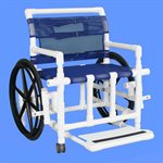 AQUA CREEK POOL ACCESS CHAIR 24 IN, MESH SEAT