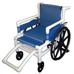 AquaTrek2 Wheel Chair, 350 Lbs. Capacity
