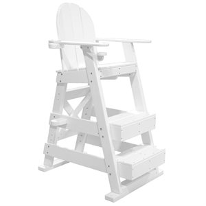 Tailwind LG510 Standard Lifeguard Chair - Two Front Steps
