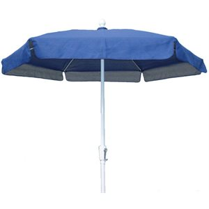 Fiberglass-Ribbed 7.5' Umbrella