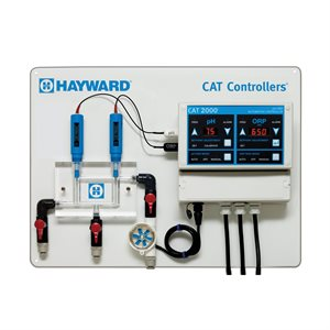 CAT 2000 Controller and Sensors