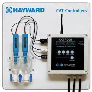CAT 4000 Controller with WiFi Transceiver