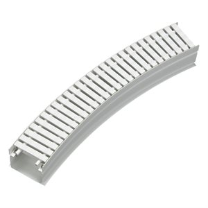 Lawson Deck Drain with Grate, 10 ft Section