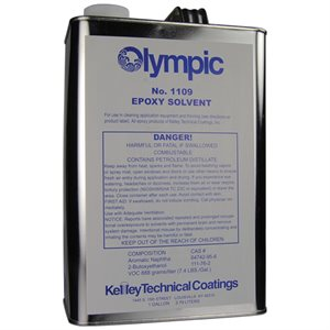 Olympic Solvent GALLON, Epoxy