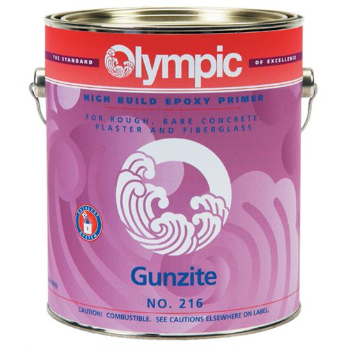 Olympic Gunzite Epoxy Primer GALLON