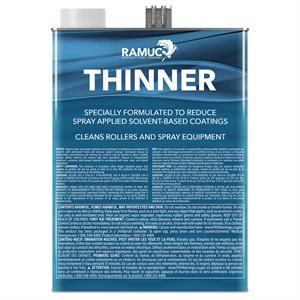 Ramuc Thinner FIVE GALLON