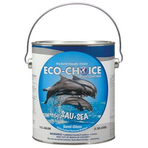 Eco-Choice Commercial Semi Gloss Natural Rubber (Configure Color and Size)