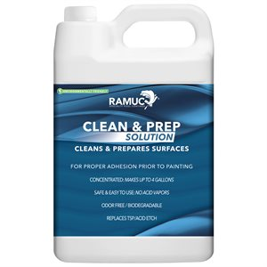 Ramuc Clean and Prep Solution GALLON
