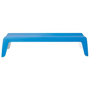 Triad Athletic Bench 4', Red