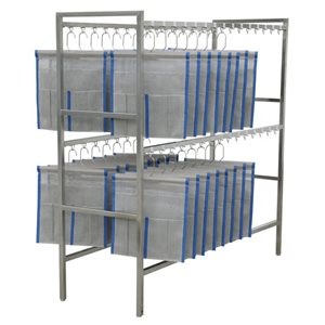 Garment Check Rack - 60 Bag