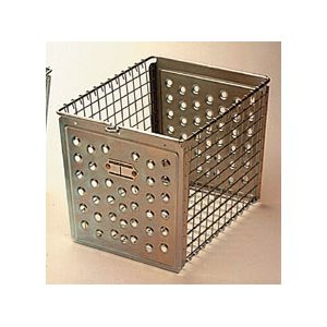 Rack Basket - Perforated Style, 12""