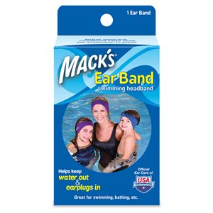 Mack's Ear Band Swimming Headband