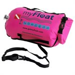 myFloat Floating Dry Bag, Hot Pink