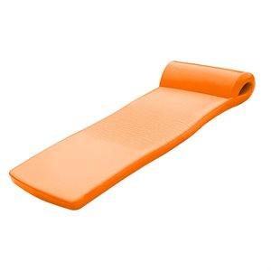 Ultra Sunsation Pool Float, Orange Breeze