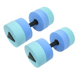 Water Gear Water Bells, Elite - Aqua / Blue