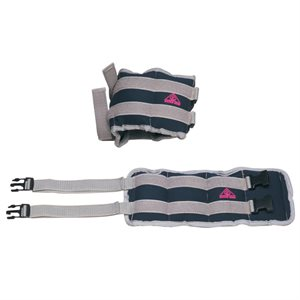 Water Gear Ankle Weights 5 Lb Pair (Navy)