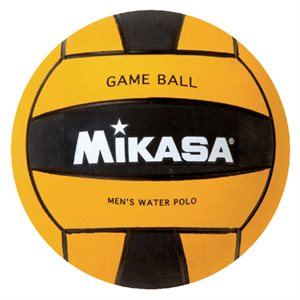 Mikasa Premier Water Polo Ball, Black