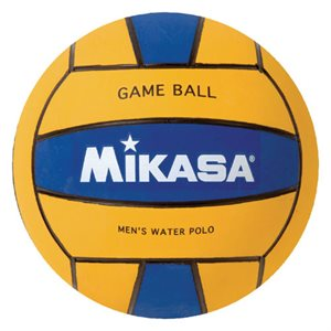 Mikasa Premier Water Polo Ball, Blue