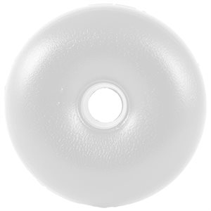 Competitor Racing Lane Donut Float, White