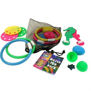 Deluxe Water Fun Pack