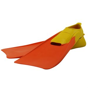 Rubber Fins, Color Coded (Select Size)