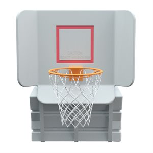 Junior Varsity Pool Shot Water Basketball