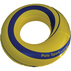"Tube Pro Polo Innertube, 33"", Yellow"