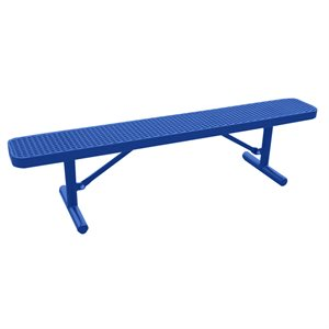 Premier Polysteel Champion Bench, 6 ft, without Backrest