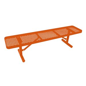 Premier Polysteel Champion Supreme Bench, 4 ft, without Backrest