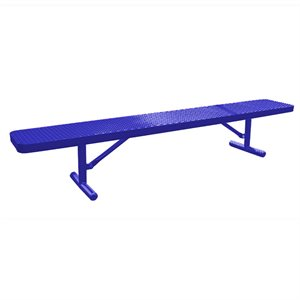 Premier Polysteel Champion Supreme Bench, 15 ft, without Backrest
