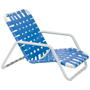 Oasis Crossweave Nesting Sand Chair