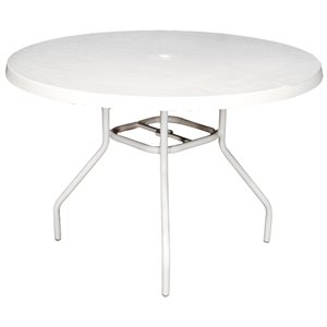 Economy Fiberglass Top Table, 42""
